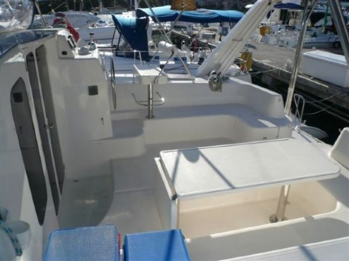 Used Sail Catamaran for Sale 2005 Leopard 47 Additional Information